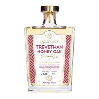 Trevethan Honey Oak Cornish Gin 43% 70cl thumbnail