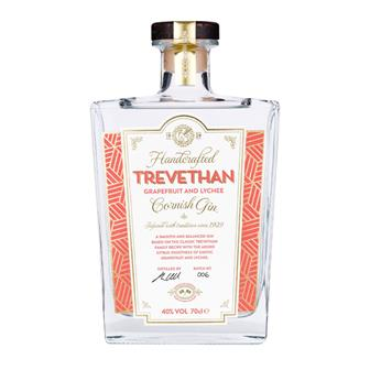 Trevethan Grapefruit & Lychee Gin 70cl thumbnail
