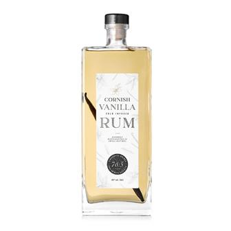 Cornish Vanilla Cold Infused Rum 50cl thumbnail