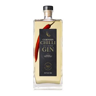 Cornish Chilli Cold Infused Gin 50cl thumbnail