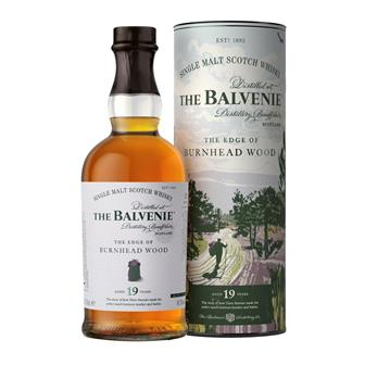 The Balvenie The Edge of Burnhead Wood 19 Years Old 48.7% 70cl thumbnail