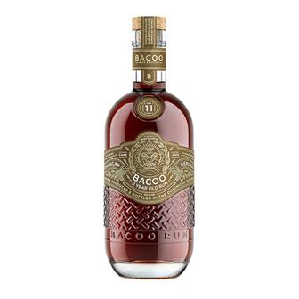 Bacoo 11 Year Old Rum 70cl thumbnail