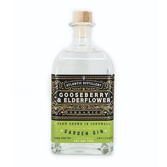 Atlantic Distillery Gooseberry & Elderflower Cornish Gin 70cl thumbnail