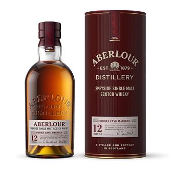 Aberlour 12 Years Old 70cl thumbnail