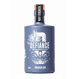 Defiance Navy Strength Gin 50cl thumbnail