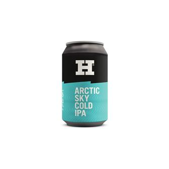 Harbour Brewing Arctic Sky Cold IPA 5% 330ml thumbnail