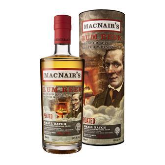 MacNair's Lum Reek Blended Malt Whisky 46% 70cl thumbnail