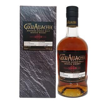 GlenAllachie 1989 Cask No. 2588 45.9% 70cl thumbnail