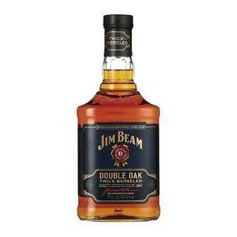 Jim Beam Double Oak 70cl thumbnail
