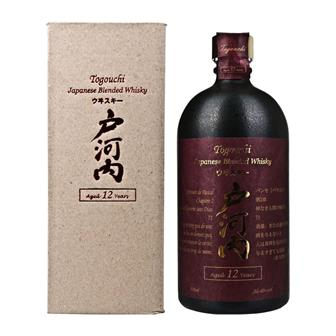 Togouchi 12 years old Blended Whisky 40% 70cl thumbnail