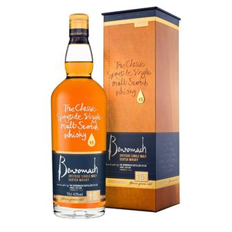 Benromach 15 Year Old 70cl thumbnail