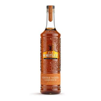 JJ Whitley Toffee Vodka Liqueur 70cl thumbnail