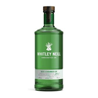 Whitley Neill Aloe & Cucumber Gin 70cl thumbnail