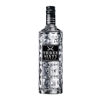Three Sixty Vodka 70cl thumbnail