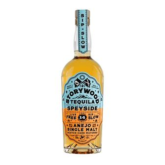Storywood Tequila Speyside Anejo 70cl thumbnail