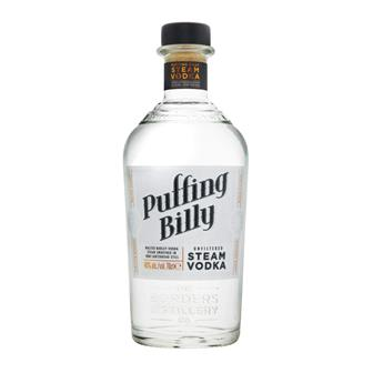 Puffing Billy Steam Vodka 70cl thumbnail