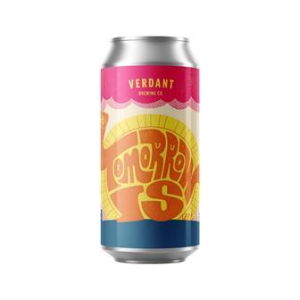 Verdant Tomorrow Is Pale Ale 5.2% 440ml thumbnail