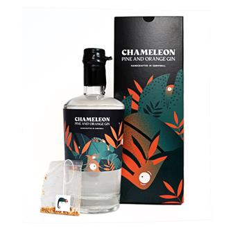 Chameleon Pine and Orange Cornish Gin 50cl thumbnail
