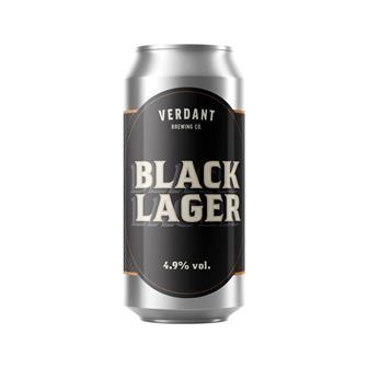 Verdant Black Lager 4.9% 440ml thumbnail
