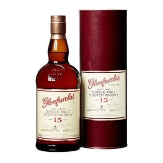 Glenfarclas 15 Year Old 70cl thumbnail