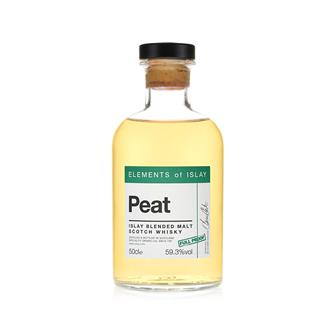 Elements of Islay Peat 59.3% 50cl thumbnail