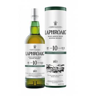 Laphroaig 10 Year Old Cask Strength Batch 012 70cl thumbnail