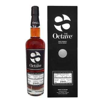 Bunnahabhain 1989 The Octaves 30 Year Old 47.8% 70cl thumbnail
