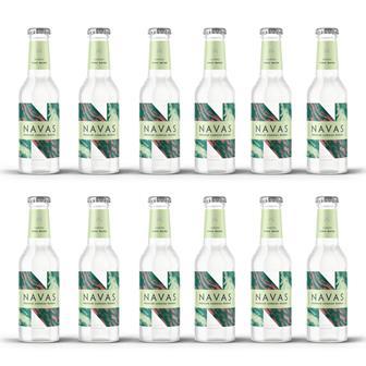 Navas Cornish Garden Tonic Water 200ml Case of 12 thumbnail