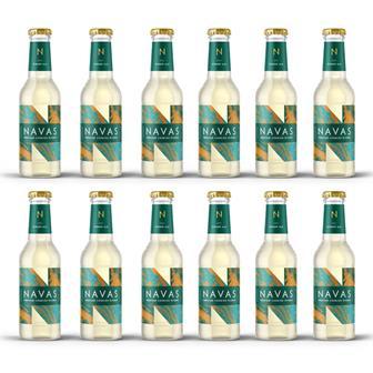 Navas Cornish Ginger Ale 200ml Case of 12 thumbnail