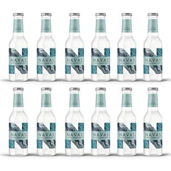 Navas Cornish Soda Water 200ml Case of 12 thumbnail