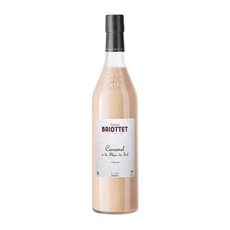 Edmond Briottet Liqueur de Caramel a la Fleur de Sel (Salted Caramel) 70cl thumbnail