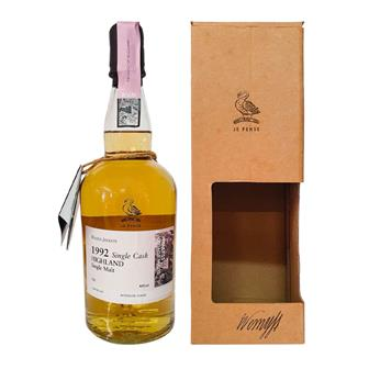 Wemyss Malts Waxed Jackets 1992 Highland Single Malt 70cl thumbnail