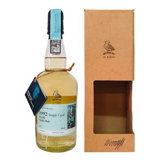 Wemyss Malts Canadian Bacon 1992 Islay Single Malt 70cl thumbnail