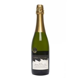 Bosue Vineyards Sparkling White Wine 75cl thumbnail
