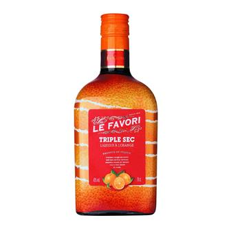 Le Favori Triple Sec Liqueur 40% 70cl thumbnail