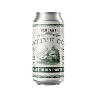 Verdant Alternative Currency 5.8% East India Porter 440ml thumbnail