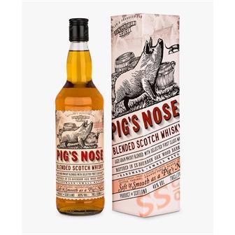 Pig's Nose Blended Whisky 70cl thumbnail