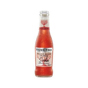 Fever Tree Blood Orange Soda 200ml thumbnail