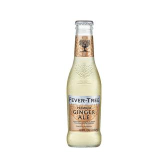 Fever Tree Ginger Ale 200ml thumbnail