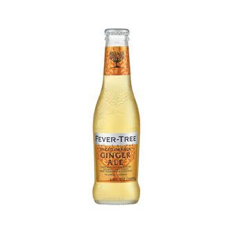 Fever Tree Spiced Orange Ginger Ale 500ml thumbnail