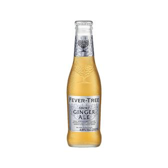 Fever Tree Smoky Ginger Ale 200ml thumbnail