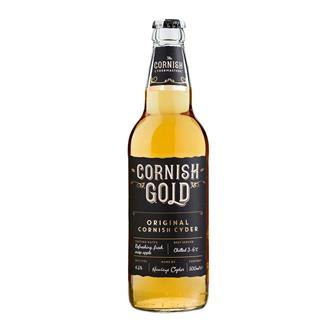 Healeys Cornish Gold Cyder 500ml thumbnail