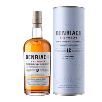 Benriach The Twelve 12 Year Old 70cl thumbnail