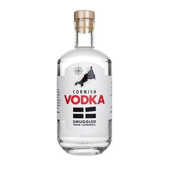 Smuggled From Cornwall Vodka 70cl thumbnail