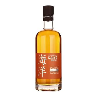 Kaiyo Peated Mizunara Oak Japanese Whisky 70cl thumbnail