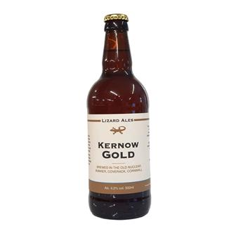 Kernow Gold Lizard Ales 500ml thumbnail