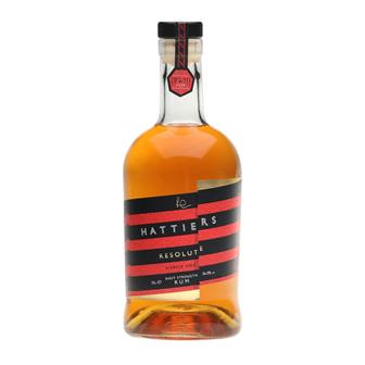 Hattiers Resolute Blended Aged Navy Strength Rum 70cl thumbnail