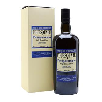 Foursquare Plenipotenziario 12 Year Old 2007 70cl thumbnail