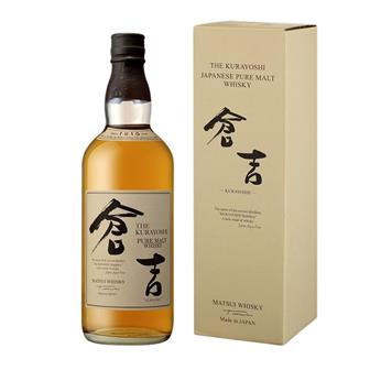 The Kurayoshi Pure Malt Sherry Cask 70cl thumbnail