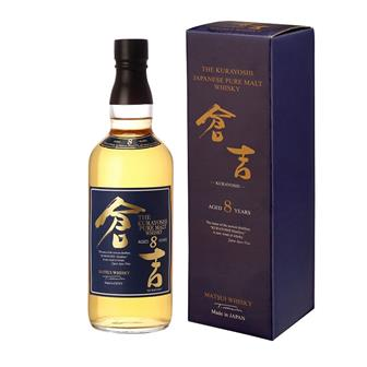 The Kurayoshi 8 Year Old Pure Malt 70cl thumbnail